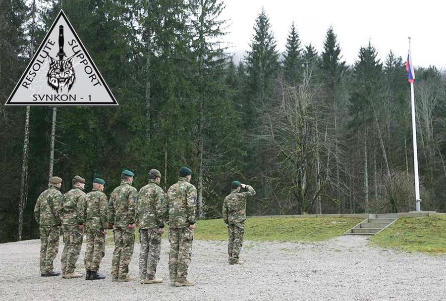 ESD - Slovesnka vojska