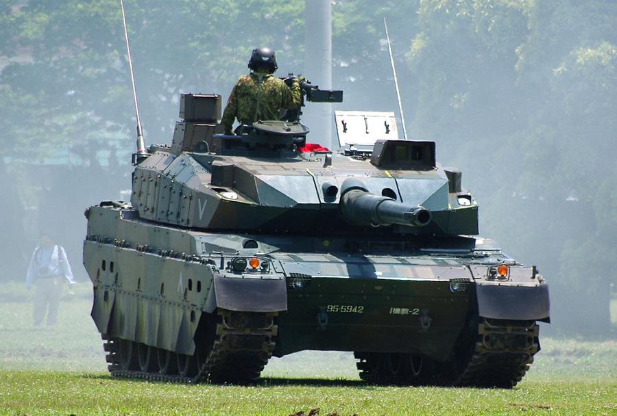 Tank Mitsubishi type-10