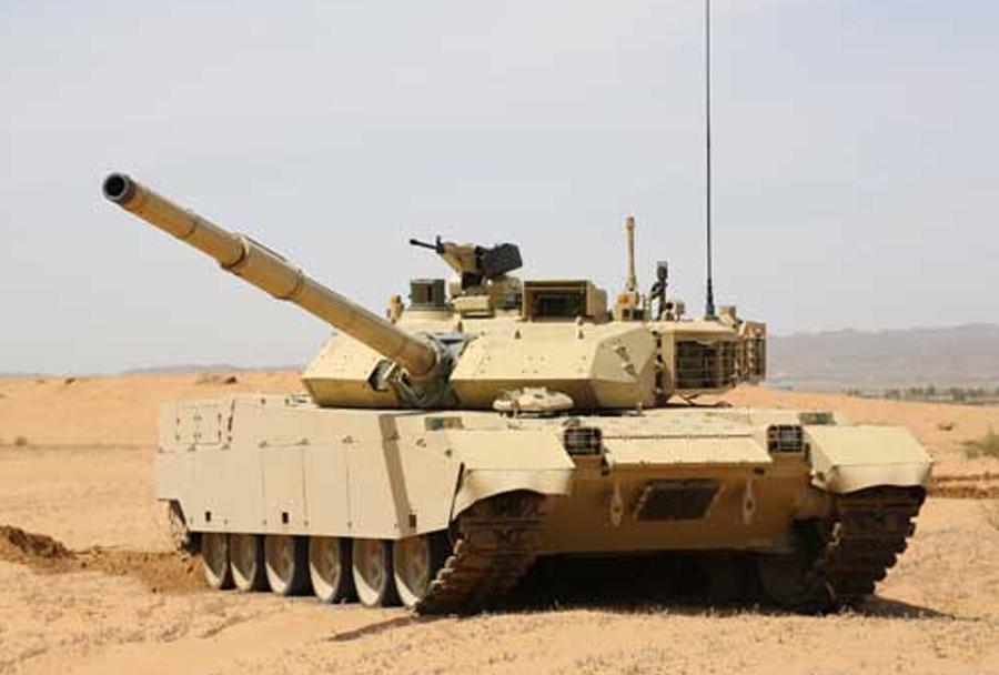 Tank MBT-3000