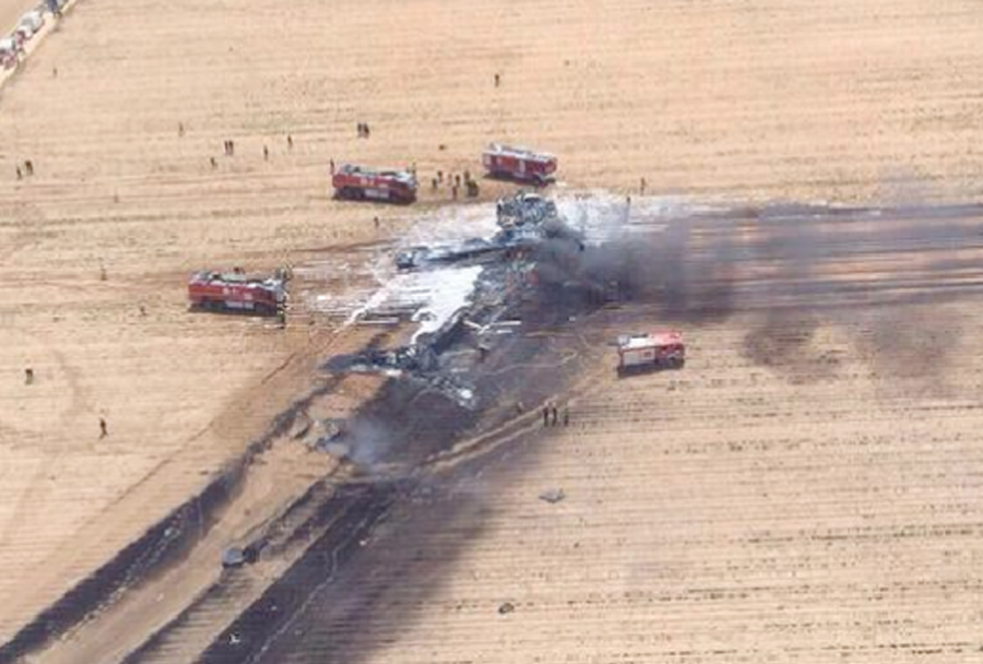 nesreča letala Airbus A400M