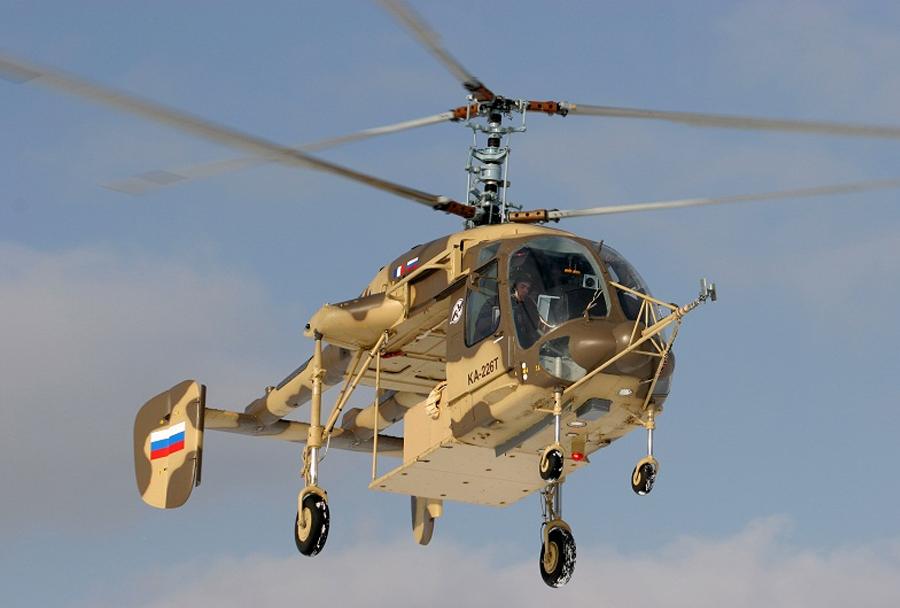 ruski helikopter Kamov Ka-226