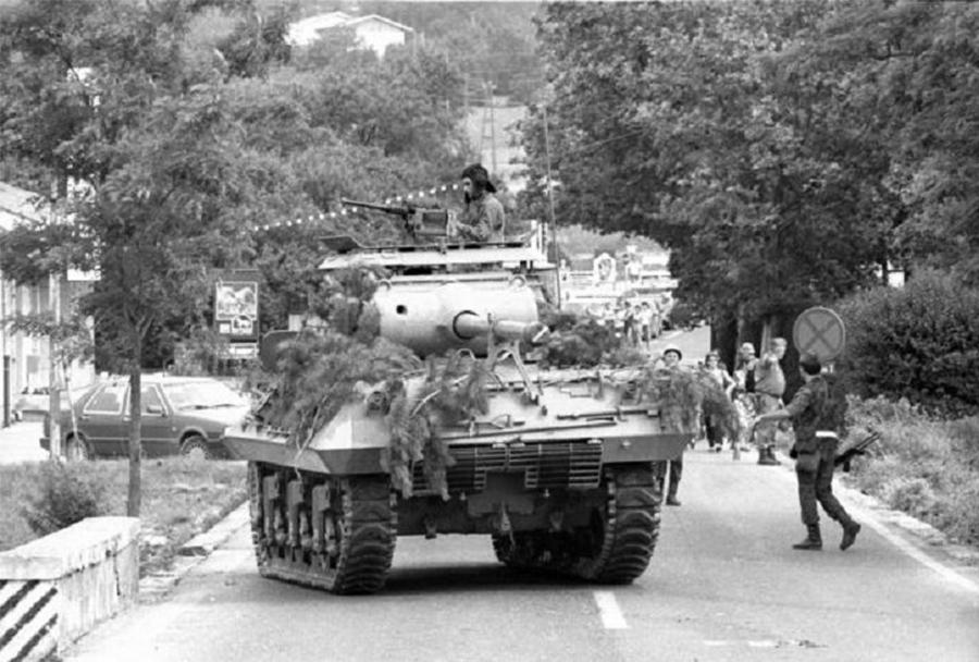 Vojna za Slovenijo 1991