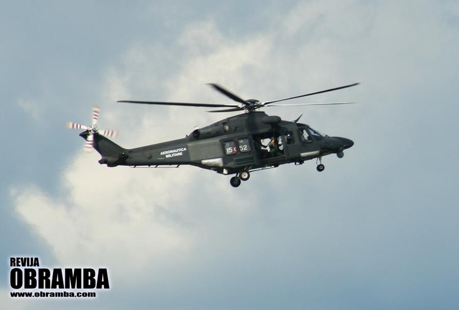 Rivolto 2015: helikopter AW-139