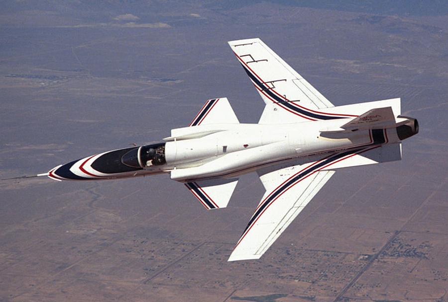 Ameriško eksperimentalno letalo X-29