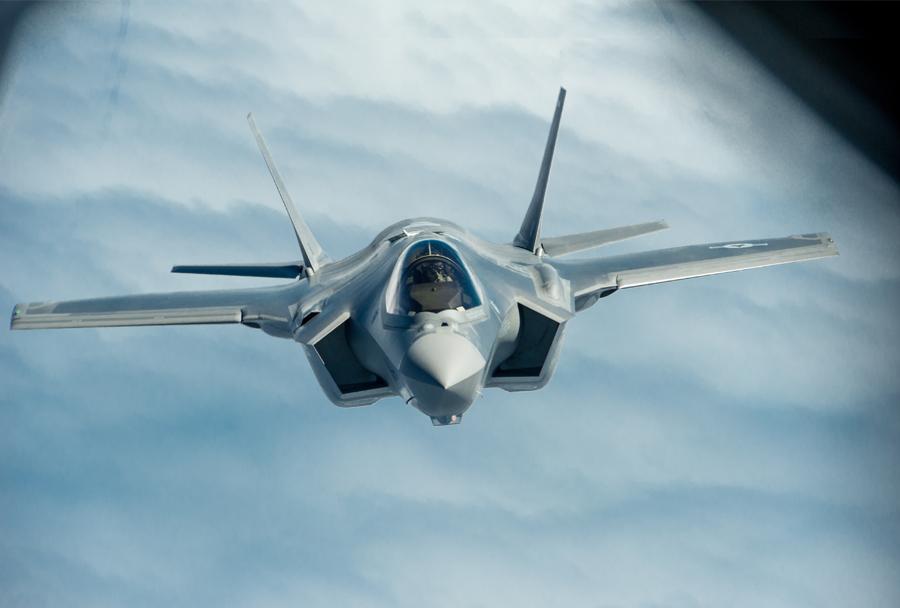 Bojno letalo F-35A