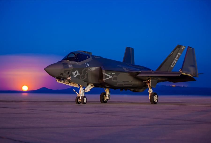 Bojno letalo F-35C