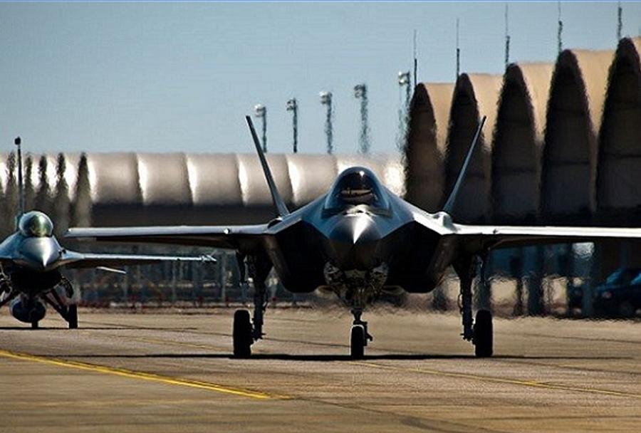 Lovec F-35 JSF