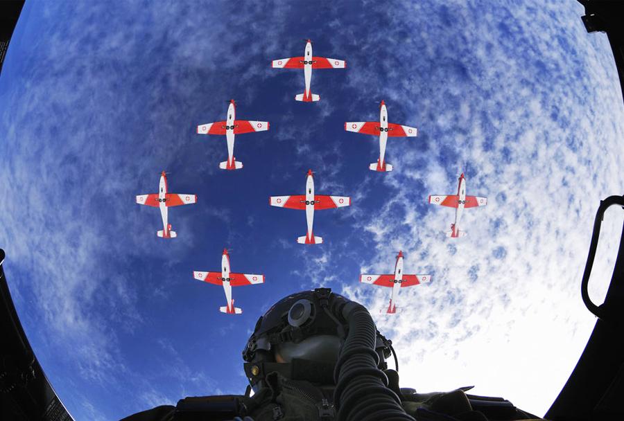 letalski miting Airpower, Zeltweg