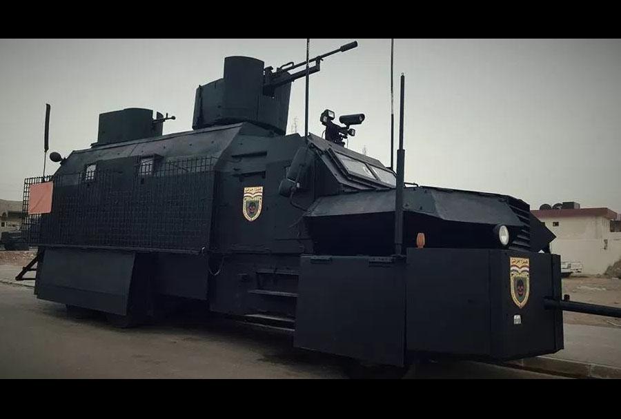 kurdski batmobili