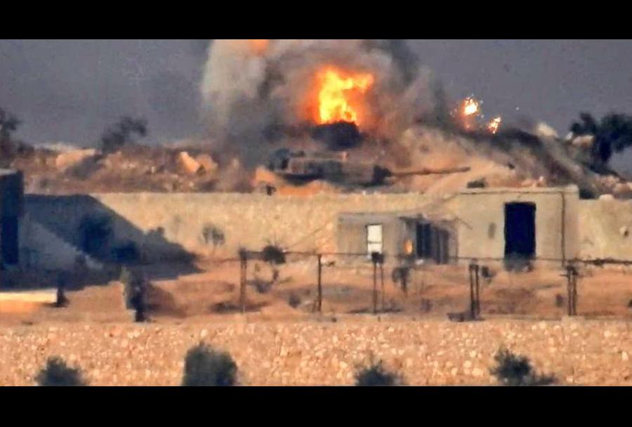 turski-tank-leopard2-sirija-isis