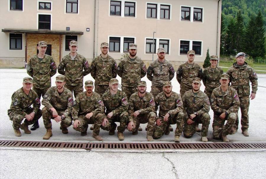 22. slovenski kontingent UNIFIL v Libanonu