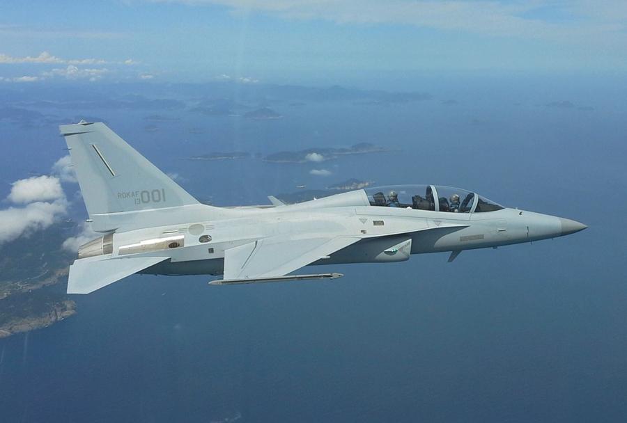 Lovec FA-50 fighting eagle