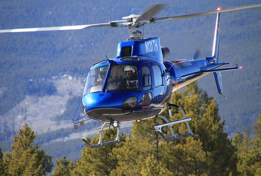 Lahki helikopter H125