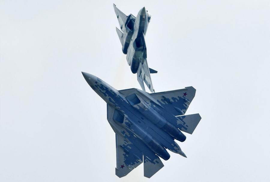 Lovca Su-57