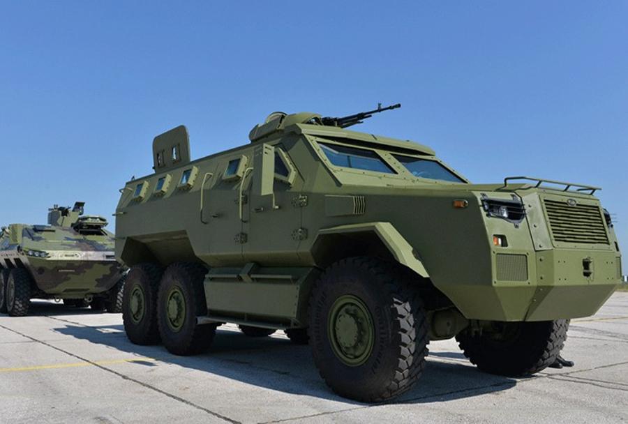 srbski MRAP M-20 6x6