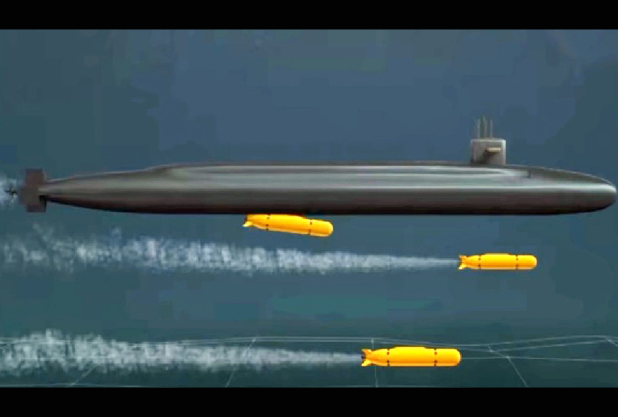 Ruski torpedi pozejdon